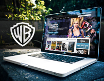 Warner Bros. Australia : Website