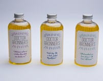 Dr. Bronner's Magic Soap Redesign