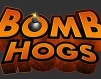 Bomb Hogs UI Mockups