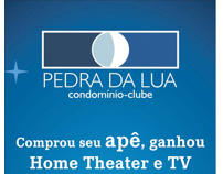 Campanha Promocional Condomínio-Clube Pedra da Lua