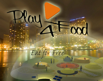Play4Food - Eat for free  - Project (2007)