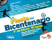 Festejos Bicentenario Municipalidad de Tigre
