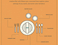 Holiday Table Setting Guide