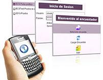 Encuestador móvil (Mobile Interviewer)
