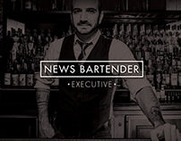 News Bartenders Executive [Grupo News] - Branding
