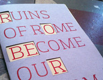 Ruins of Rome become our storm