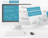 Free Download Powerpoint Step Template