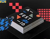 Aalto Festival 2016 | Visual identity