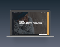 Charity Website Free Download | Adobe XD