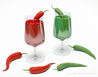 Chili Pepper Juice - CG