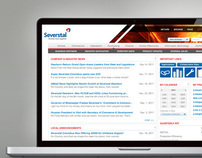 Severstal North America Intranet