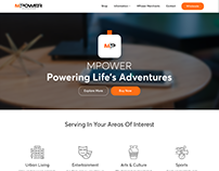 MPOWER - Marketplace Website For Electronics