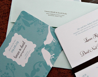 My Wedding Invitation & Save the Date Postcard