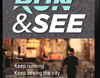 APP for runner & tourist