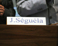 Jacques Séguéla à Napoli