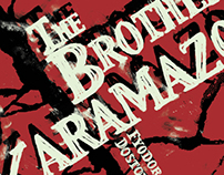 """The Brothers Karamazov"" Book Cover"