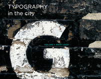 Typography in the City Book & Blog