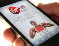 Virgin Media Broadband Microsite