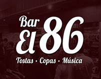 """Bar """"El 86"""""""