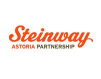 Steinway Astoria Partnership logo & brand samples