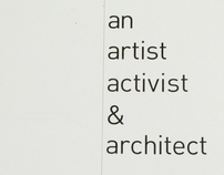 An Artist, Activist & Architect