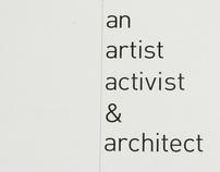 An Artist, Activist & Architect
