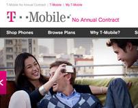 T-Mobile Prepaid Site