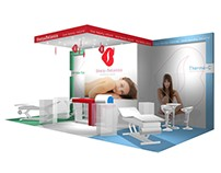 Project Stand to Cosmoprof Fair - Bologna - Italy