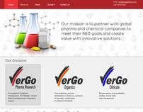Vergo Pharma Rewamp