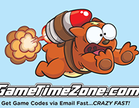 Logo for GameTimeZone