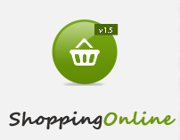 Shopping Online Premium Opencart 1.5 Theme in 6 Colors