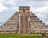 Reportage in México - CanCun - Chichén Itzá