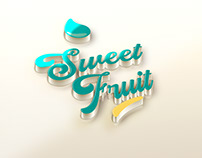 Sweet Fruit - Branding