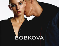 Bobkova–clothing brand website