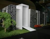 Projet de concours (Arch: Said Berrada)