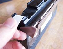 ビテオテープ型テープディスペンサー / Tape dispenser made of VHS