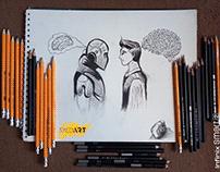 When AI meets Human Intelligence