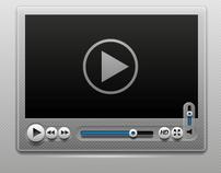 Media Player User Interface