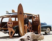 Women in Surfing
