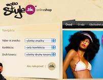 MotioStyle - onlineshop