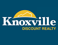 Knoxville Discount Realty Logo Design