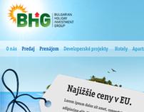 BHiG - Bulgarian holydays investments group