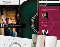 Nathalie Official - website