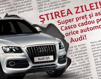 Audi Moldova