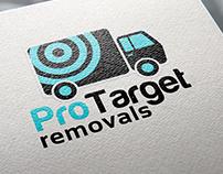 ProTarget Removals Branding