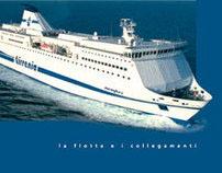 Tirrenia // Company Brochure