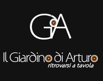 Il Giardino di Arturo // Logo & Website Design
