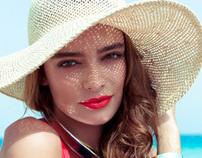 CHIC Magazine Summer holidays editorial