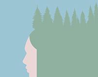Treehouse Festival Poster Art