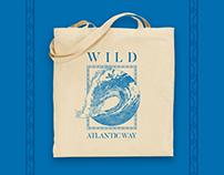Wild Atlantic Way Tote Bags
